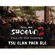 Total War : Shogun 2 - Fall of the Samurai - Tsu Clan Pack D...