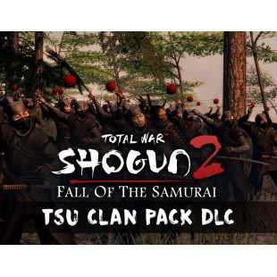 Total War : Shogun 2 - Fall of the Samurai - Tsu Clan Pack DLC (PC)