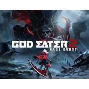 GOD EATER 2 RAGE BURST (PC)