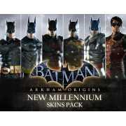 Batman: Arkham Origins - New Millennium Skins Pack (PC)