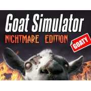 Goat Simulator. Goaty Nightmare Edition (PC)