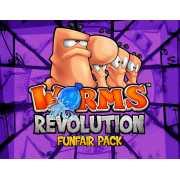 Worms Revolution - Funfair DLC (PC)