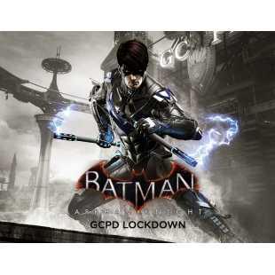 Batman: Arkham Knight - GCPD Lockdown (PC)