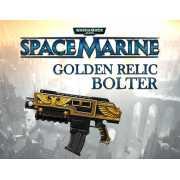 Warhammer 40,000 : Space Marine - Golden Relic Bolter DLC (P...
