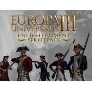 Europa Universalis III: Enlightenment SpritePack (PC)