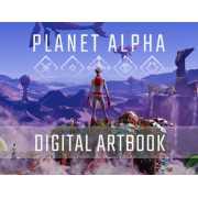 Planet Alpha - Digital Artbook (PC)