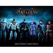 Batman: Arkham Knight - Bat-Family Skin Pack (PC)