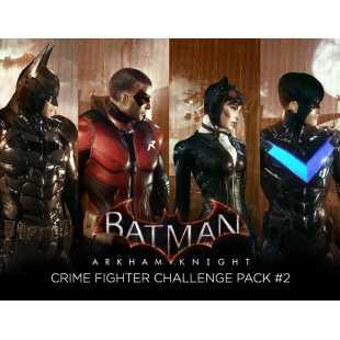 Batman: Arkham Knight - Crime Fighter Challenge Pack #2 (PC)