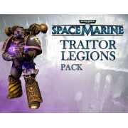 Warhammer 40,000 : Space Marine - Traitor Legions Pack DLC (...