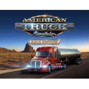 American Truck Simulator Gold Edition (PC)