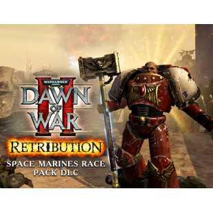 Warhammer 40,000 : Dawn of War II - Retribution - Space Marines Race Pack DLC (PC)