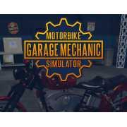 Motorbike Garage Mechanic Simulator (PC)