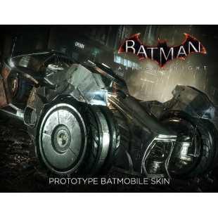 Batman: Arkham Knight - Prototype Batmobile Skin (PC)