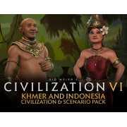 Sid Meier's Civilization® VI - Khmer and Indonesia Civilizat...