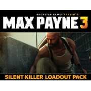 Max Payne 3 - Silent Killer Loadout Pack DLC (PC)