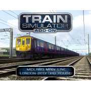 Train Simulator: Midland Main Line London-Bedford Route Add-...