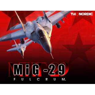 MiG-29 Fulcrum (PC)