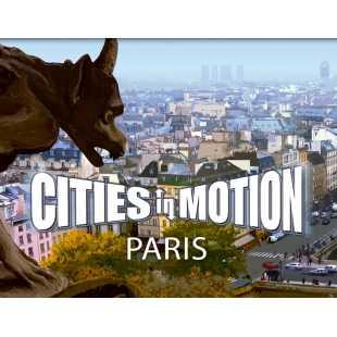Cities in Motion: Paris (PC)