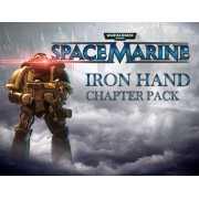 Warhammer 40,000 : Space Marine - Iron Hand Chapter Pack DLC...