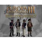 Europa Universalis III: Revolution SpritePack (PC)