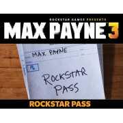 Max Payne 3 Rockstar Pass (PC)