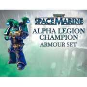 Warhammer 40,000 : Space Marine - Alpha Legion Champion Armo...