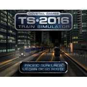 Train Simulator: Pacific Surfliner® LA - San Diego Route (PC...
