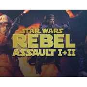 Star Wars : Rebel Assault I + II (PC)