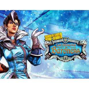 Borderlands: The Pre-Sequel - Lady Hammerlock pack (PC)