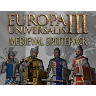 Europa Universalis III: Medieval SpritePack (PC)