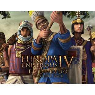 Europa Universalis IV: El Dorado - Expansion (PC)