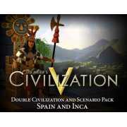 Sid Meier's Civlization V : Double Civilization and Scenario...