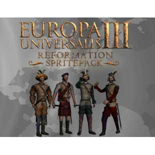 Europa Universalis III: Reformation SpritePack (PC)