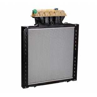 Радиатор охлаждения TGA (02-)/TGS (07-)/TGX (07-) LUZAR