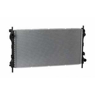 Радиатор охлаждения Transit (00-) A/C+ LUZAR