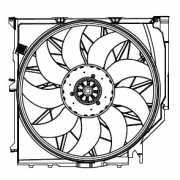 Электровентилятор охлаждения с кожухом для а/м X3 (E83) (04-...