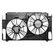 Электровентиляторы охлаждения с кожухом (2 вент.) RAV 4 (13-...