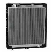 Радиатор охлаждения для автомобиля КАМАЗ 4308 LUZAR...