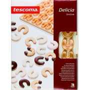 Форма для печенья рогалики Tescoma