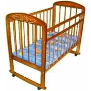 Детская кроватка Уренская мебельная фабрика...