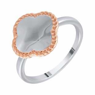 Кольцо из серебра 925 пробы (17,5)