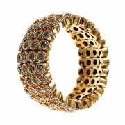 Кольцо из золота 585 пробы с бриллиантами (18,75)...