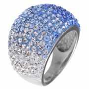 Кольцо из серебра 925 пробы с фианитами (16,25)...