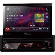 Автомобильная магнитола с DVD + монитор Pioneer...