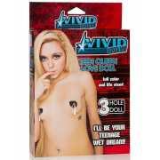 Кукла Vivid Raw Teen Queen Love Doll – телесная...