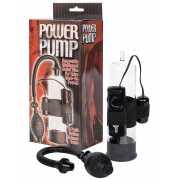 Вакуумная помпа Power Pump с вибрацией – черная...