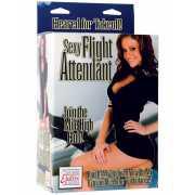 Эротическая надувная кукла Sexy Flight Attendant...