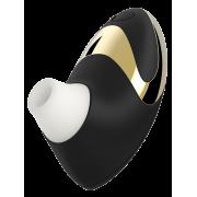 Бесконтактный клиторальный стимулятор Womanizer Pro – черный...