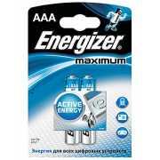 Литиевые батарейки Energizer AAA Maximum - 2 шт....