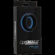 Кольцо эрекционное OptiMALE C-Ring Thick 40mm – черный...